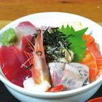 魚門 - 海鮮丼