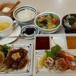 ぐりるエイト - 料理写真:エイト フィレコース 4400円