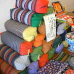 利根川蕎麦店 - そば殻の枕を販売してます