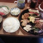 かよちゃん - お惣菜定食