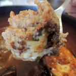 クッテミレール - チーズハンバーグ