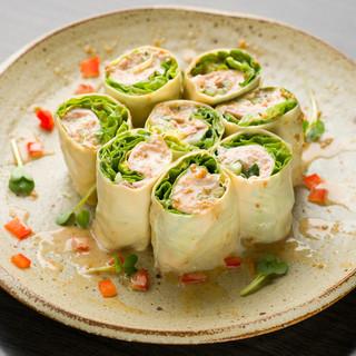 ◆人気のとうふ創作料理や湯葉料理・やきとりをお楽しみください