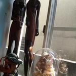 ソルト館 - 何の人形だろう