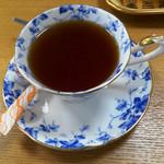 ソルト館 - 紅茶