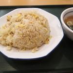 中華東秀 - 炒飯(大盛) 490円