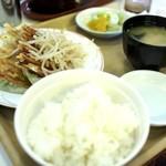喜慕里 - 餃子小定食☆