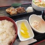 匠 横浜関内店 - 鱈西京風焼定食 500円