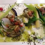 ラブレー - 春の新作       牡蠣
