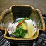 割烹 福久 - 酢物