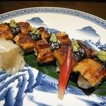 25567853 - 鰻寿司