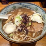 魔乃巣 - らー麺¥700 2014.3.25