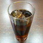 キャンブレム - ドリンク写真:自家製水出しアイスコーヒー (M)