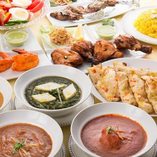 美と健康に効くインド料理