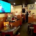 25571955 - 大衆食堂風の店内