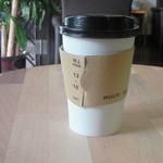 キャンティーコーヒー - カフェラテ