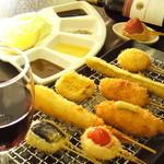 串しも田 - 料理写真: