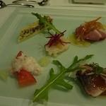 グリルド神戸 - 前菜盛合わせ