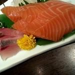 25577679 - 鮮魚のお造里(2014.03)