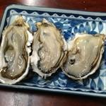 鈴幸 - 大きな生牡蠣!!(冬季限定)