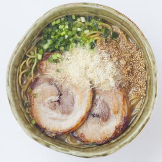 北海道とんこつ味噌