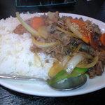韓国家庭料理 ソウル - ブルコギ丼
