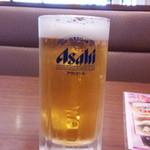 花しょうぶ - 2014.03ビールセット(900円)のビール(単品だと550円です)