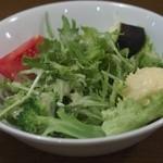 クール・ヴレ - サラダ