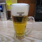 せい家 - ビール?240円