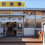 守谷サービスエリア(下り線)スナックコーナー - スナックコーナー入口