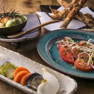 その季節ならではの旬の素材を活かした美味しい料理が定評です!