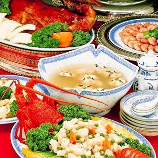 本格広東料理コース