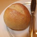 25583513 - ランチB 2300円 のパン 1 【 2014年3月 】
