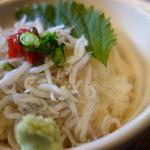 江戸政寿司 - しらす丼