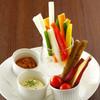 特製味噌の彩り野菜スティック