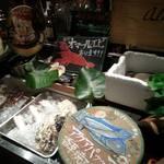 SEAFOOD & ITALIAN ViVi - 新鮮なシーフードが!