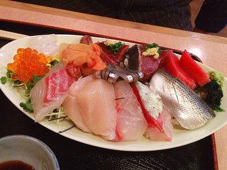 魚 千ふじ - 海鮮丼