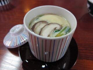 つるや - 茶碗蒸し600円(税抜き)