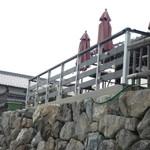 ペコリーノ - 琵琶湖沿いから