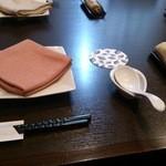 25587859 - テーブルセッティング