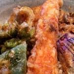 さくら - 料理写真:天丼ランチアップ