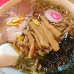 麺屋 賢太郎 - ゆず醤油麺