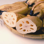 れんこん屋 - 料理写真:『門真れんこん』大阪産(おおさかもん)にも認定されました。モッチリとした食感をお楽しみ下さい。
