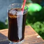 ピッツァゴンゾー - アイスコーヒー