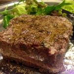 酒飲めフレンチ bisとろタカギ - 呪われたパテ様でいきなり肉肉するでしょ?