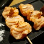 サカトリーナ - トロサーモン炙り串