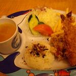 いなば 和幸 - OptioA30:キッズランチ