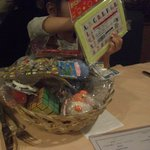 ビストロ ピンキオ - お子さま用のおもちゃ箱(おこちゃま1人に1つチョイス)