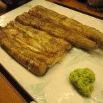 いな多 - 鰻の白焼き