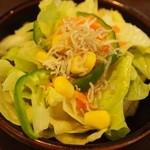 ニシモト - 特別洋食弁当 サラダ