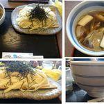 上州屋 - 鴨汁つけうどんつるつるうどん上州屋(愛知県豊田市)食彩賓館撮影